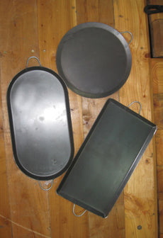 Heating Pans