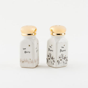 Busy Bee Salt and Pepper Shaker