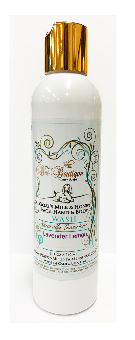 Lavender Lemon Luxury Body Wash