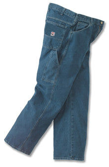 Pre-Washed Lightweight Carpenter Jeans