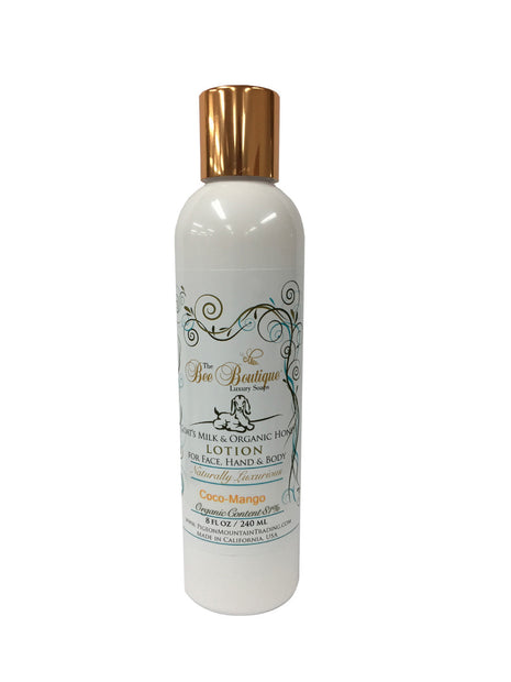 Coco-Mango Luxury Lotion