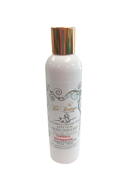 Cranberry Pomegrante Luxury Lotion