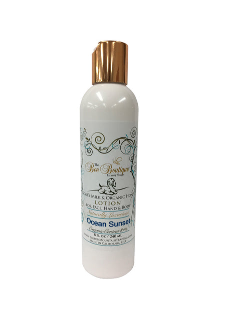 Ocean Sunset Luxury Lotion