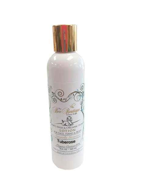 Tuberose Luxury Lotion