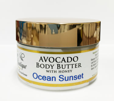Avocado Body Butter in Ocean Sunset