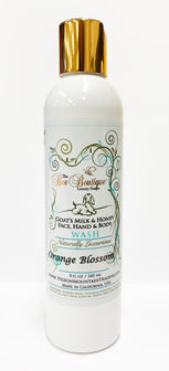Orange Blossom Luxury Body Wash