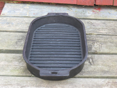 Oval Grill Pan