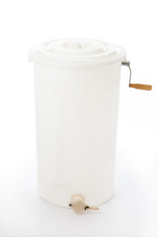 Plastic Two-Frame Honey Extractor