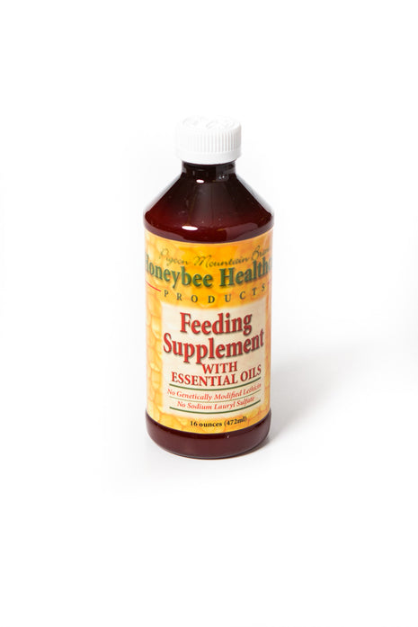 Feeding Supplement with Essential Oils
