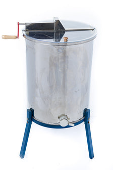 Four-Frame Honey Extractor with Stand