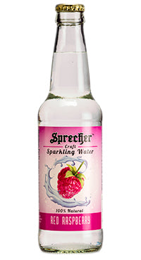 Red Raspberry Sparkling Water