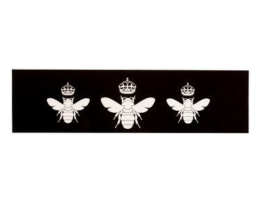 White Queen Bumper Sticker