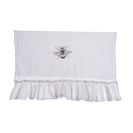 Simply French Towel with Bee