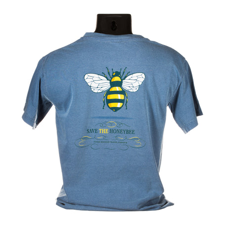 Save the Bees Swirl T-shirt