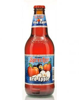 Red Apple Gourmet Soda