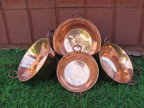 Copper Syrup Kettle