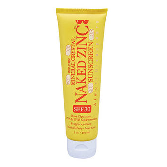 Naked Zinc SPF 30 Sunscreen