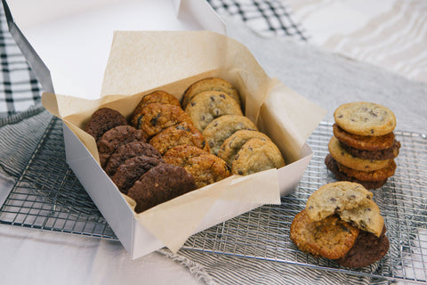 Chewy Cookie Sampler Assortment