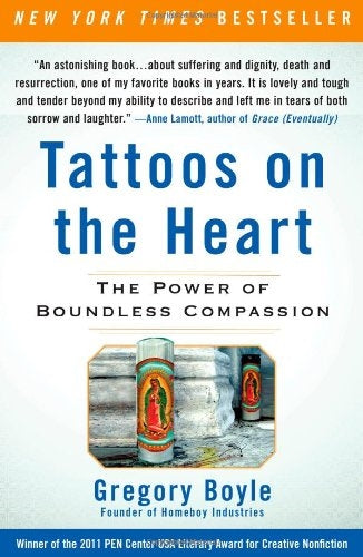Tattoos on the Heart - Paperback