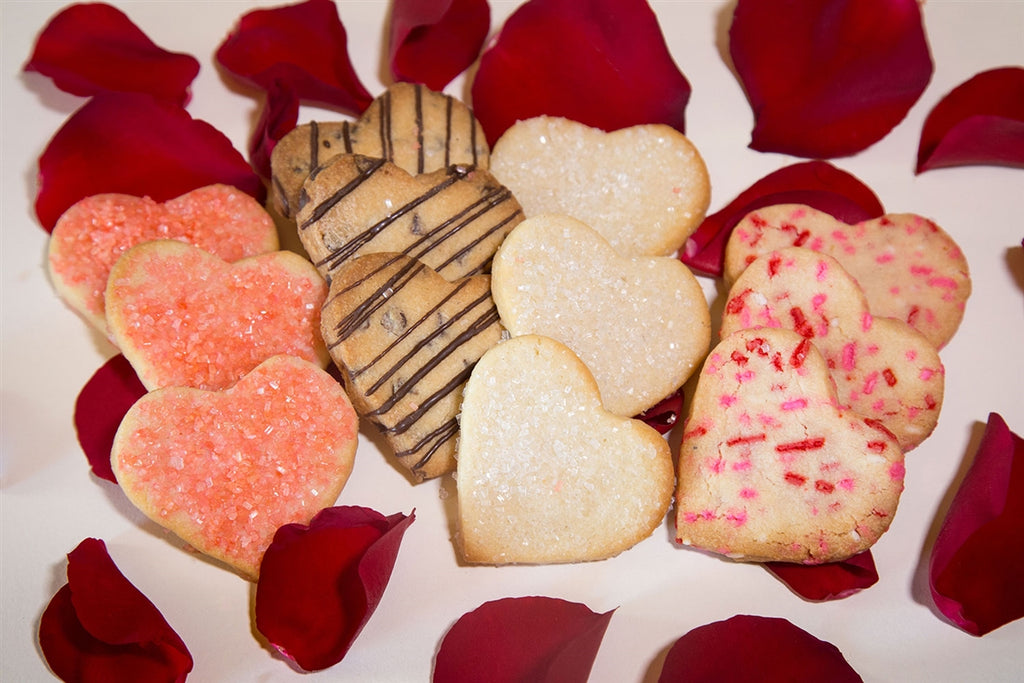 Heart Shaped Cookie Assortment