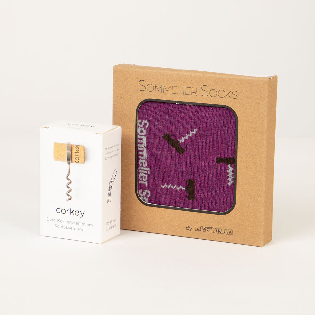 corkey Paket - Purple