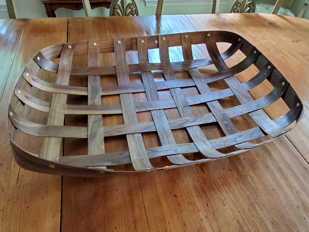 Walnut Basket