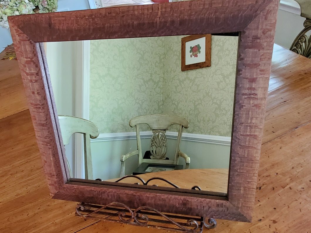 Lacewood Frame and Mirror