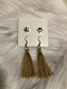 Star Tassel Set