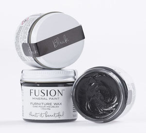 Furniture Wax – Black