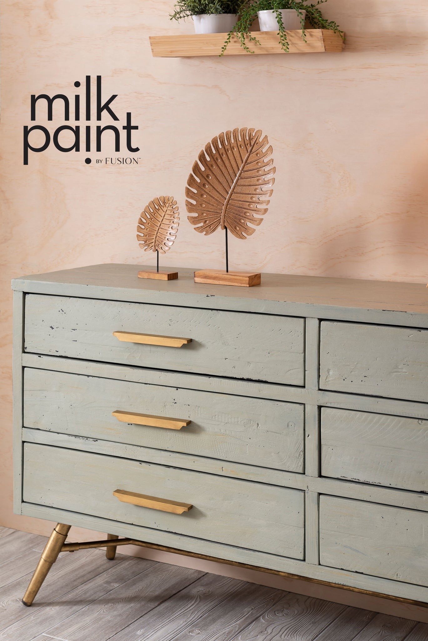 Vintage Laurel Milk Paint by Fusion
