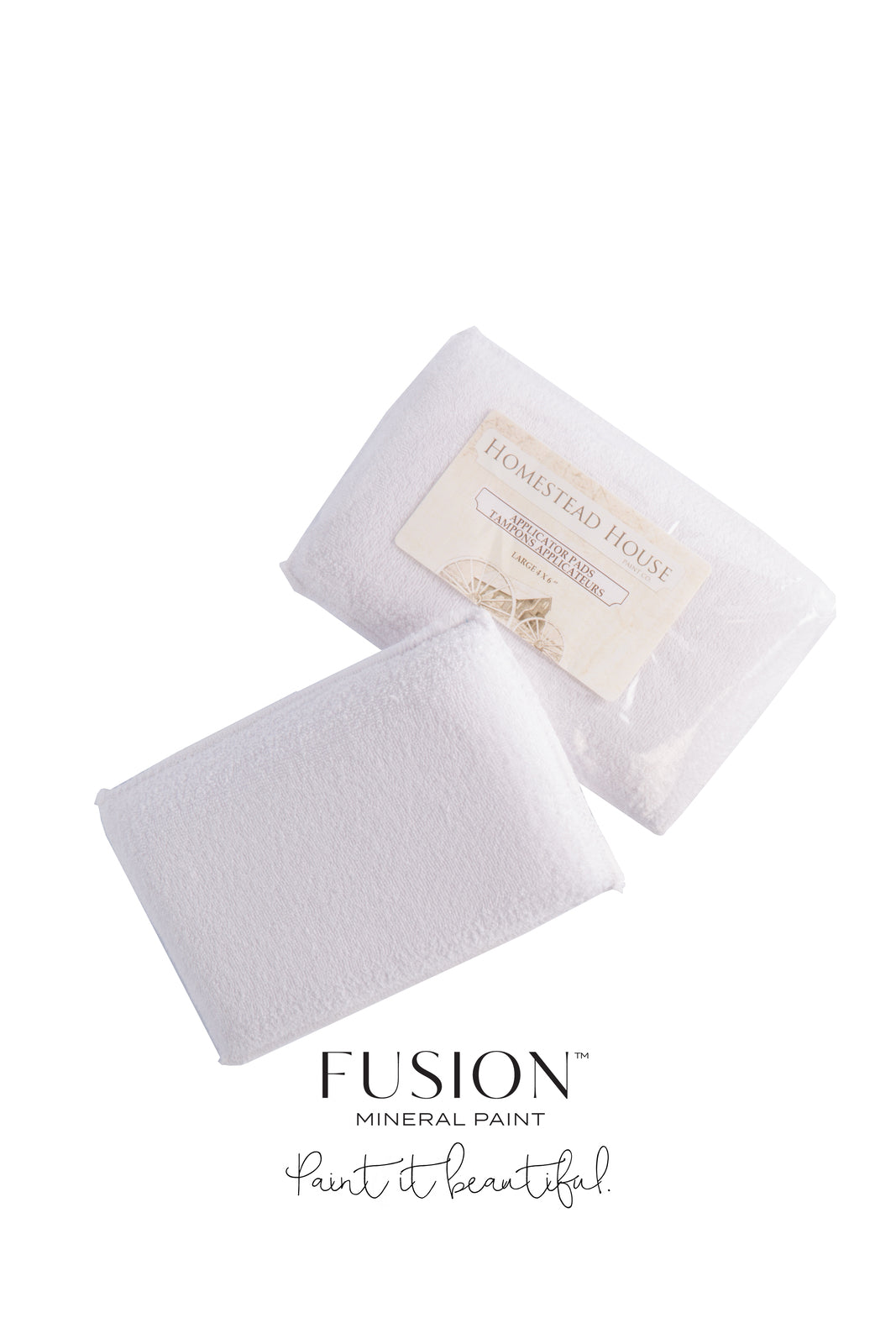 Fusion applicator pad x2