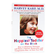 The Happiest Toddler Book (Paperback): 8 mos - 5 yrs