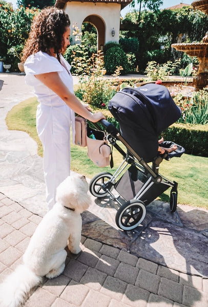 Which to Choose- Practical Stroller or Stylish Stroller: Never Give Up on Your Style, Mama!