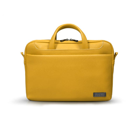 Port Designs ZURICH 13/14 Toploading Case Yellow - volkanoshop