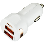 CANYON C-04 Universal 2xUSB car adapter - volkanoshop