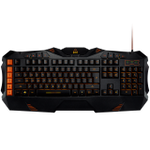 CANYON Wired multimedia gaming keyboard with lighting effect - volkanoshop