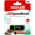 Maxell 64GB USB 2.0 Speedboat - volkanoshop
