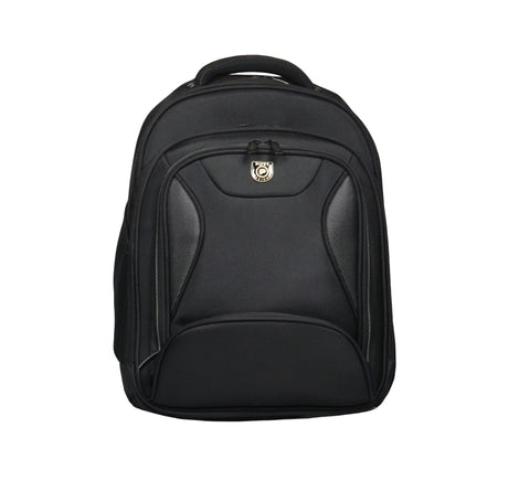 Port Designs MANHATTAN 13/14 Backpack Black - volkanoshop