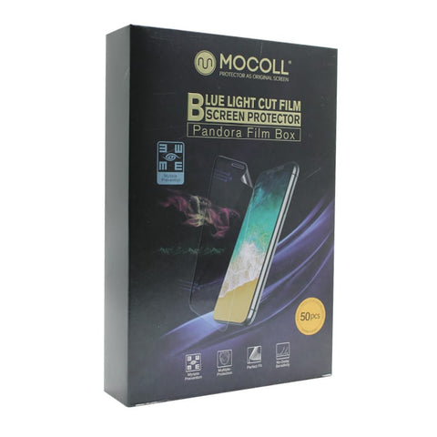 MOCOLL BLUE LIGHT CUT FILM SCREEN PROTEC - volkanoshop