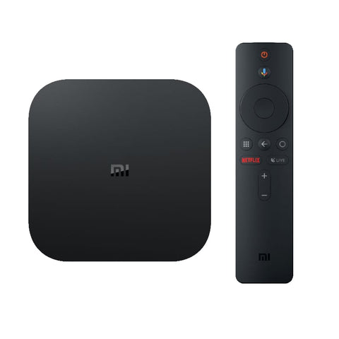 MI BOX S Ultra HD 4K Android tv Box - volkanoshop