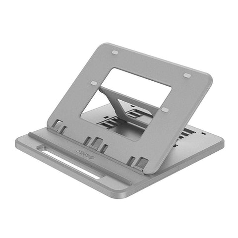 Orico Tablet and Notebook Stand - Grey - volkanoshop