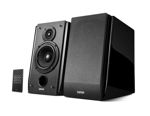 Edifier R1850DB powered bookshelf multimedia speakers - volkanoshop