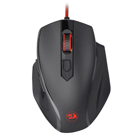 Redragon TIGER 2 3200DPIGaming Mouse - Black - volkanoshop