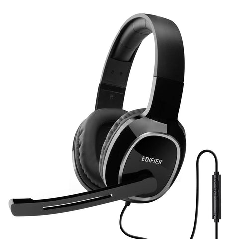 Edifier K815 USB professional headsets with microphone - volkanoshop