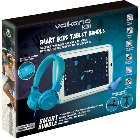 Volkano Kids Smart Kids tablet bundle - volkanoshop