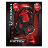 VX Gaming Team series gaming headset with mic - volkanoshop