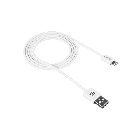 CANYON CFI-1 Lightning USB Cable for Apple - volkanoshop