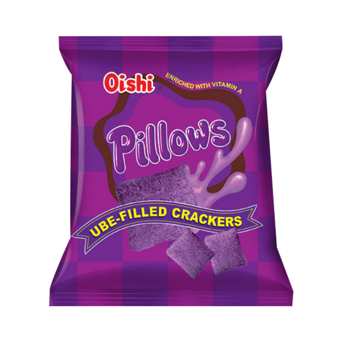 Ube Pillows