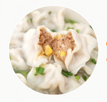 Pork & Corn Dumplings