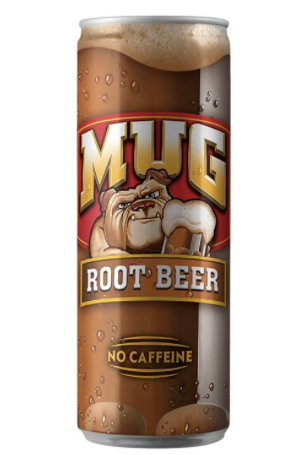 Mug Root Beer in can